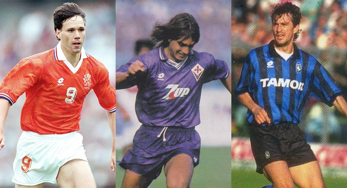 Fantasia Lotto anni '90, Olanda, Fiorentina e Atalanta