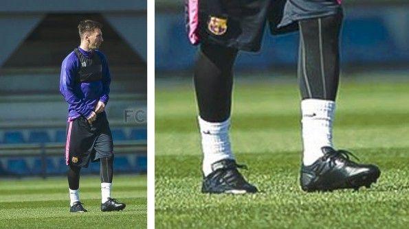 Scarpe Messi adidas prototipo