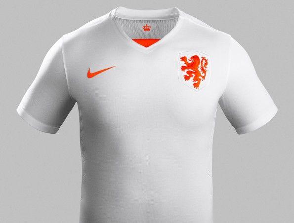 Seconda maglia Olanda 2015-2016