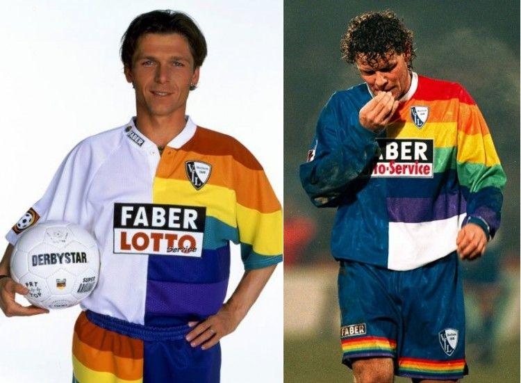 Versioni pantaloncini Bochum Faber