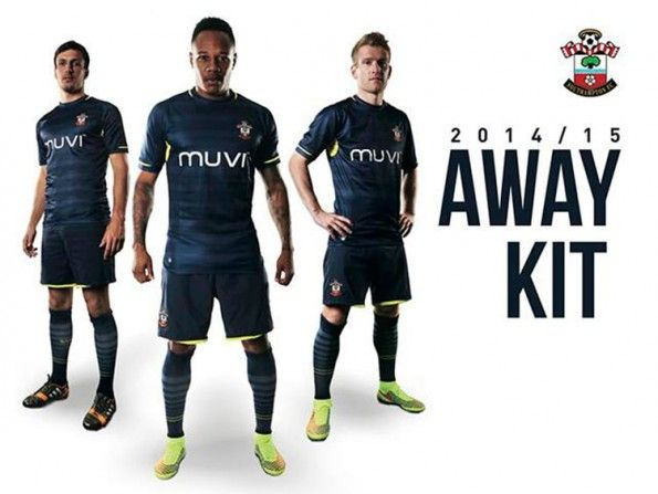 Southampton kit away 2014-2015