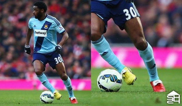 "Alex Song (West Ham) - Puma King Top ""Tricks"""