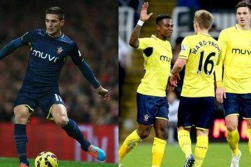 Maglie trasferta Southampton 2014-2015