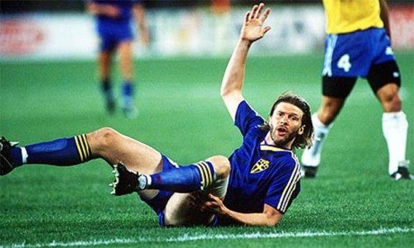 Stromberg Svezia Italia '90