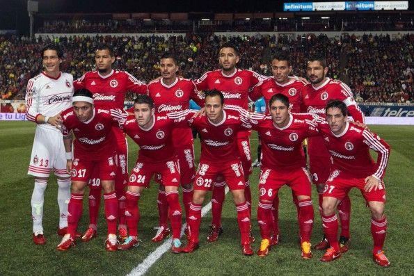 Formazione Club Tijuana 2015