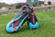 Umbro Velocita black/pink/blue