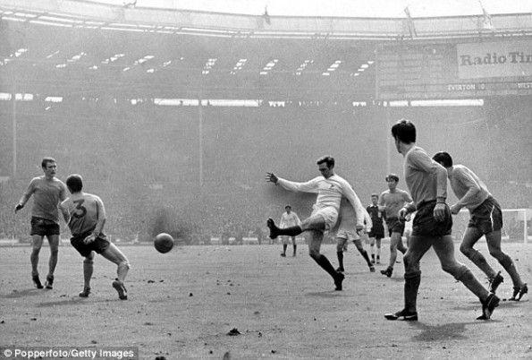 Gol vittoria Astle nella FA Cup 1968