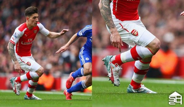 Hector Bellerin (Arsenal) - Puma evoSpeed Dragon