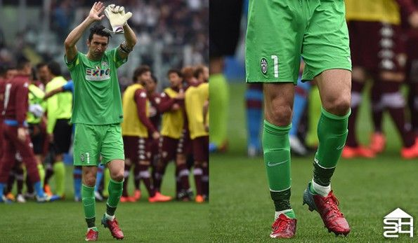 Gianluigi Buffon (Juventus) - Puma evoPower Dragon