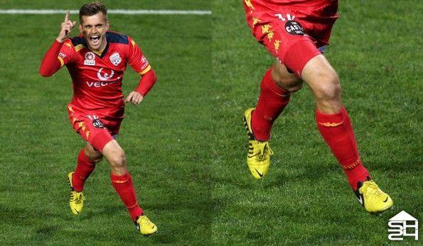 Cameron Watson (Adelaide United FC) - Nike Ctr360 Maestri 3