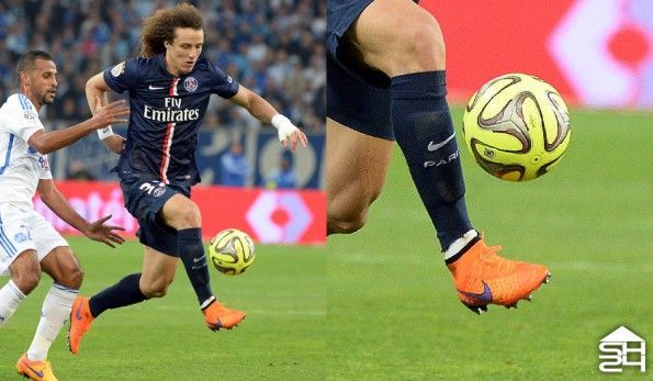 David Luiz (Psg) - Nike Magista Obra #intenseheat