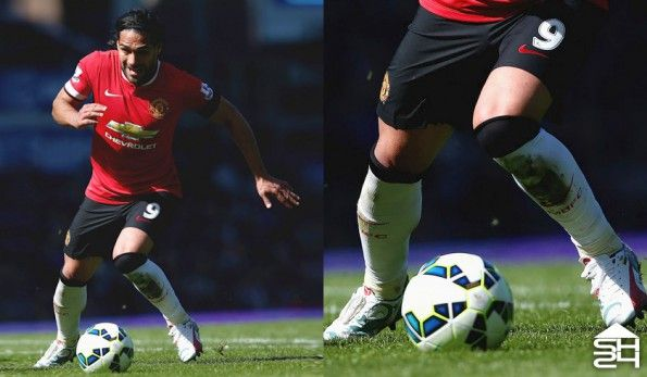 Radamel Falcao (Man Utd) - Puma evoSpeed Dragon