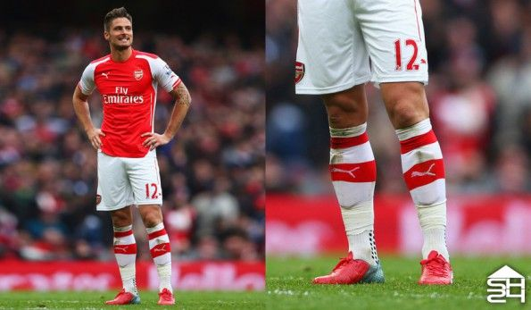 Olivier Giroud (Arsenal) - Puma evoPower Dragon
