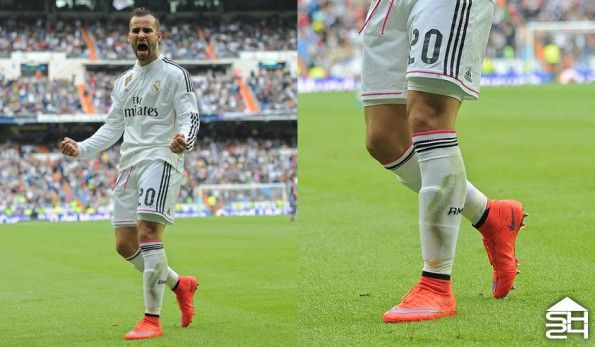 Jesè Rodriguez (Real Madrid) - Nike Mercurial Superfly IV #intenseheat