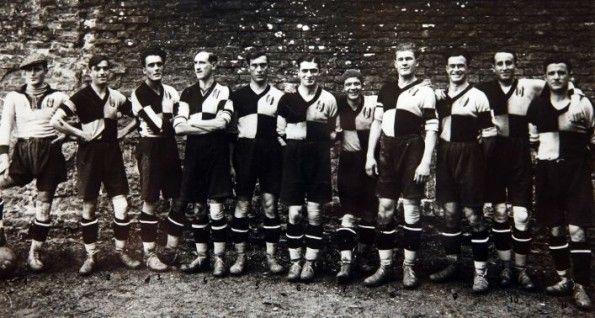 Formazione Robur Siena 1928-1929