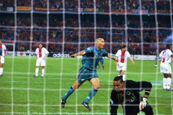 Rigore Ronaldo finale Coppa delle Coppe 1996-1997