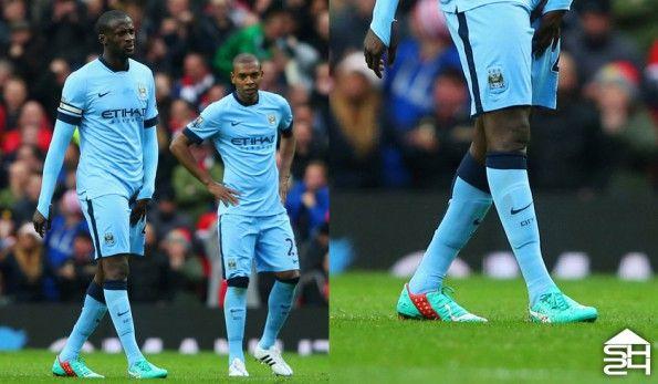 Yaya Tourè (Manchester City) - Puma evoPower 1