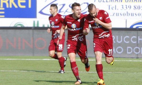 Prima divisa Trapani Calcio 2014-2015