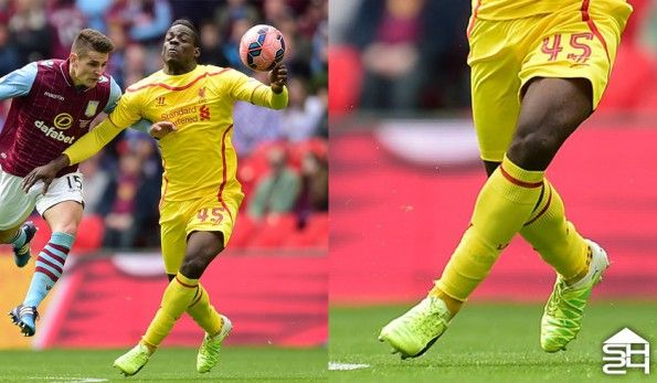Mario Balotelli (Liverpool) - Puma evoPower Accuracy
