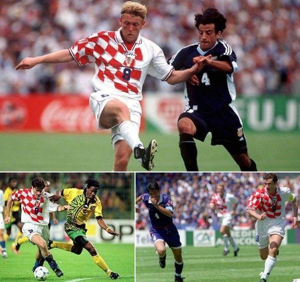 Divisa Croazia girone Mondiali 1998
