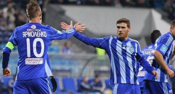 Dinamo Kiev away kit 2014-2015