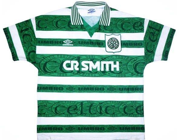 Maglia Celtic 1995-1997 Umbro