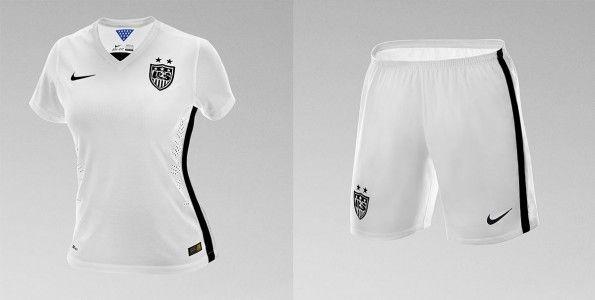 Maglia USA femminile 2015 Nike