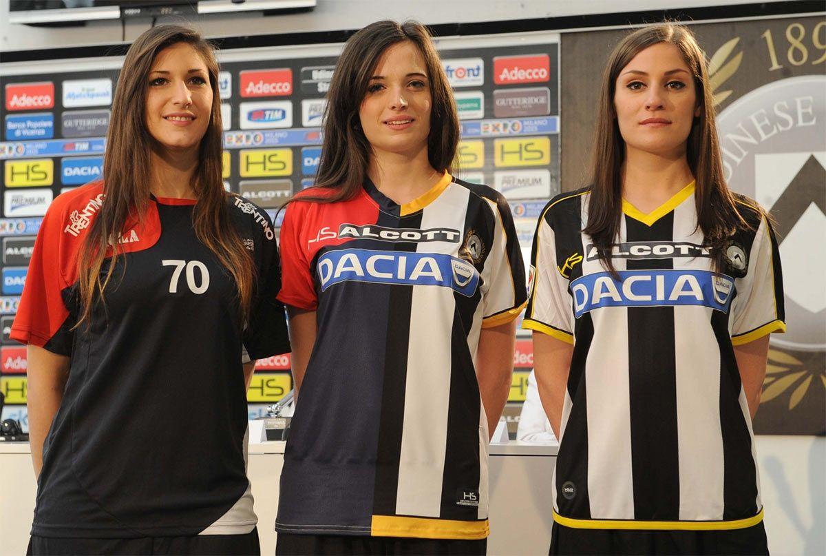 Maglia Udinese-Rovereto Pallamano