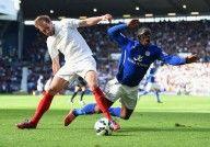 WBA-Leicester Premier League 2014-15