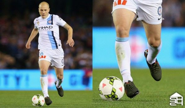 Aaron Mooy (Melbourne City) - Nike Magista Opus Rough Green