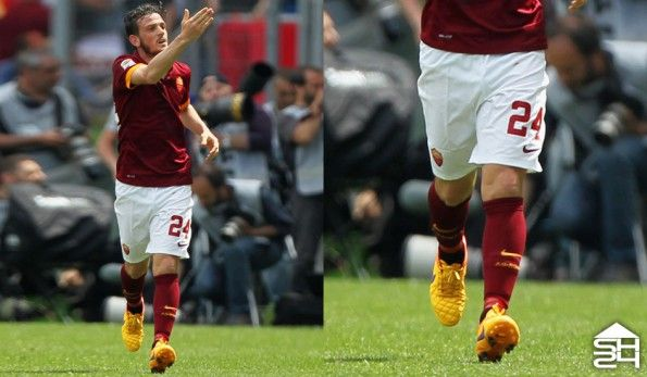 Alessandro Florenzi (Roma) - Nike Tiempo Legend V