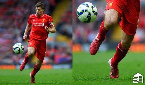 "Steven Gerrard (Liverpool) - adidas Predator Instinct ""SG8"""