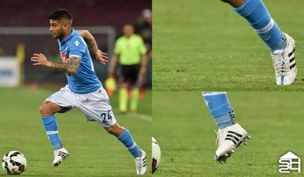 Lorenzo Insigne (Napoli) - adidas 11Pro