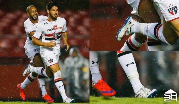 Alexandre Pato (San Paolo) - Nike Hypervenom Phantom White Pack