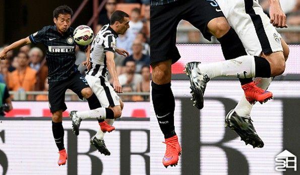 Romulo (Juventus) 2° Tempo - adidas F50 adizero