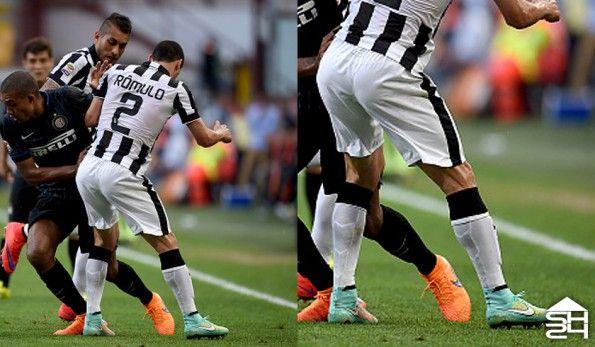 Romulo (Juventus) 1° Tempo - Nike Magista Obra
