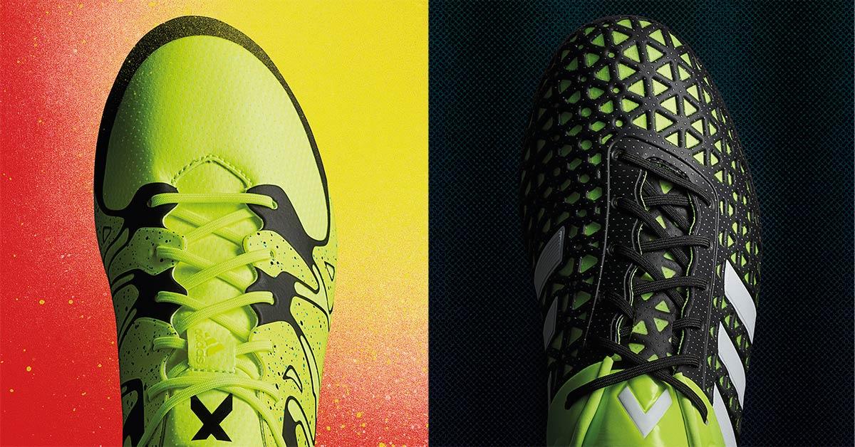 Scarpe X e ACE di adidas