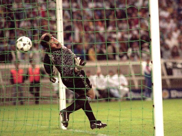 Arsenal, Coppa delle Coppe 1995, David Seaman