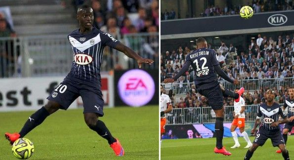 Immagini di Bordeaux-Montpellier, Ligue 1