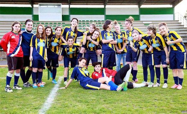 Foto gruppo Castelfranco Calcio Femminile