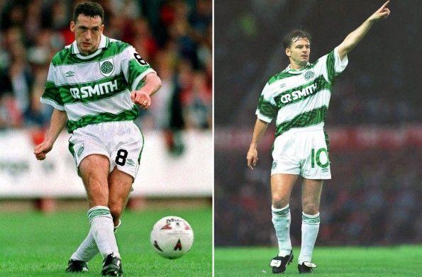 Maglia Celtic FC 1993-1995