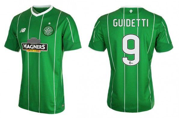 Seconda maglia Celtic 2015-2016