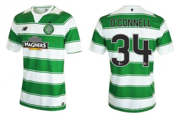 Maglia Celtic FC 2015-2016 home