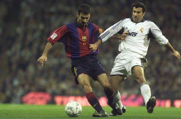 Divisa Barcellona 2000-2001
