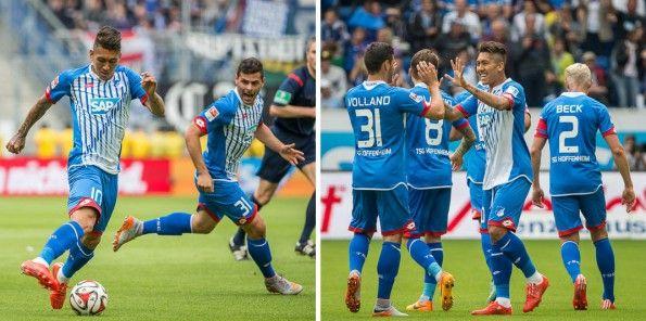Divisa casalinga Hoffenheim 2015-2016 Lotto