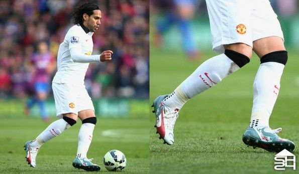 Radamel Falcao (Manchester United) - Puma evoSpeed 1.3 Dragon