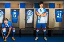 Presentazione kit Hoffenheim 2015-16