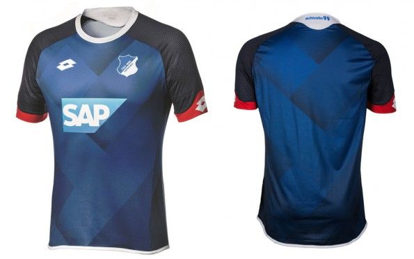 Terza maglia Hoffenheim 2015-2016