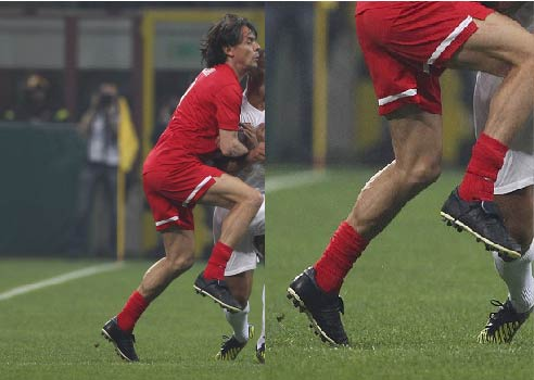 Filippo Inzaghi - adidas Copa Mundial