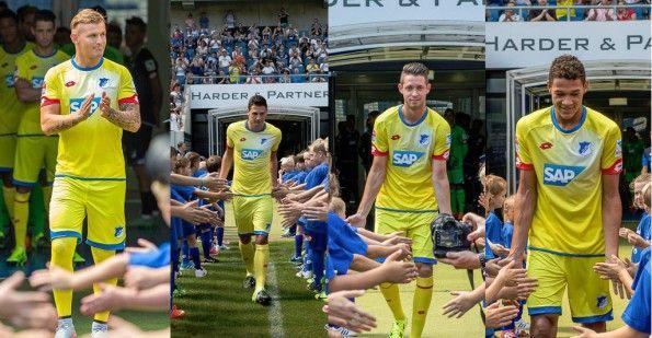 Divisa away Hoffenheim 2015-2016